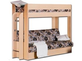 Двухъярусный диван с доставкой