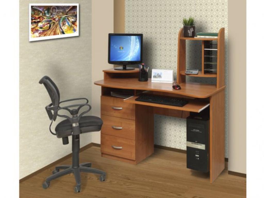 Компьютерный стол юпитер м04 с ящиками купить в интернет-маг.