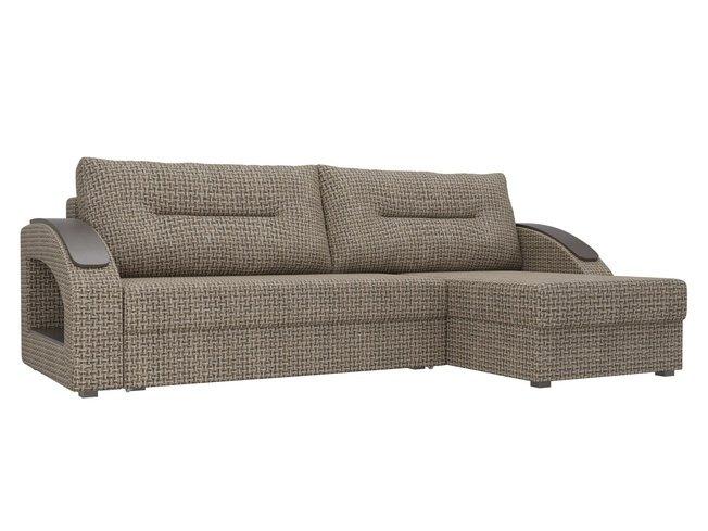 Угловой диван-кровать правый Канзас, корфу 03/корфу фото
