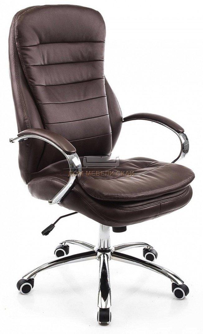 Компьютерное кресло Tomar, коричневое - купить за 12630 руб. в Москве (арт. B10010908) | Дом мебели Скай