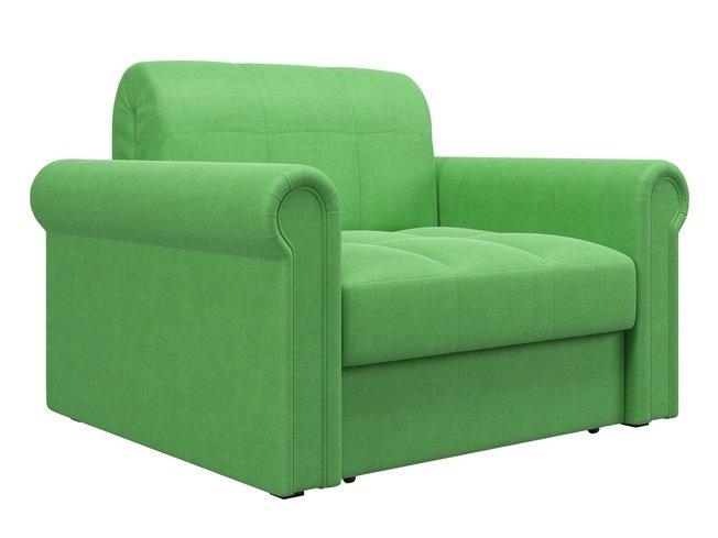 Кресло-кровать Палермо 800, зеленый velutto 31 фото