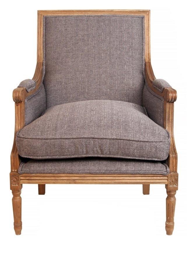 Кресло Coolman, grey фото