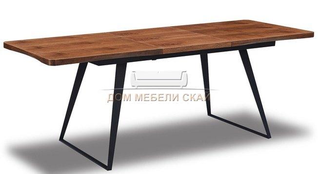 Стол обеденный раздвижной DT-93, орех - купить за 37600 руб. в Москве (арт. B10013225) | Дом мебели Скай
