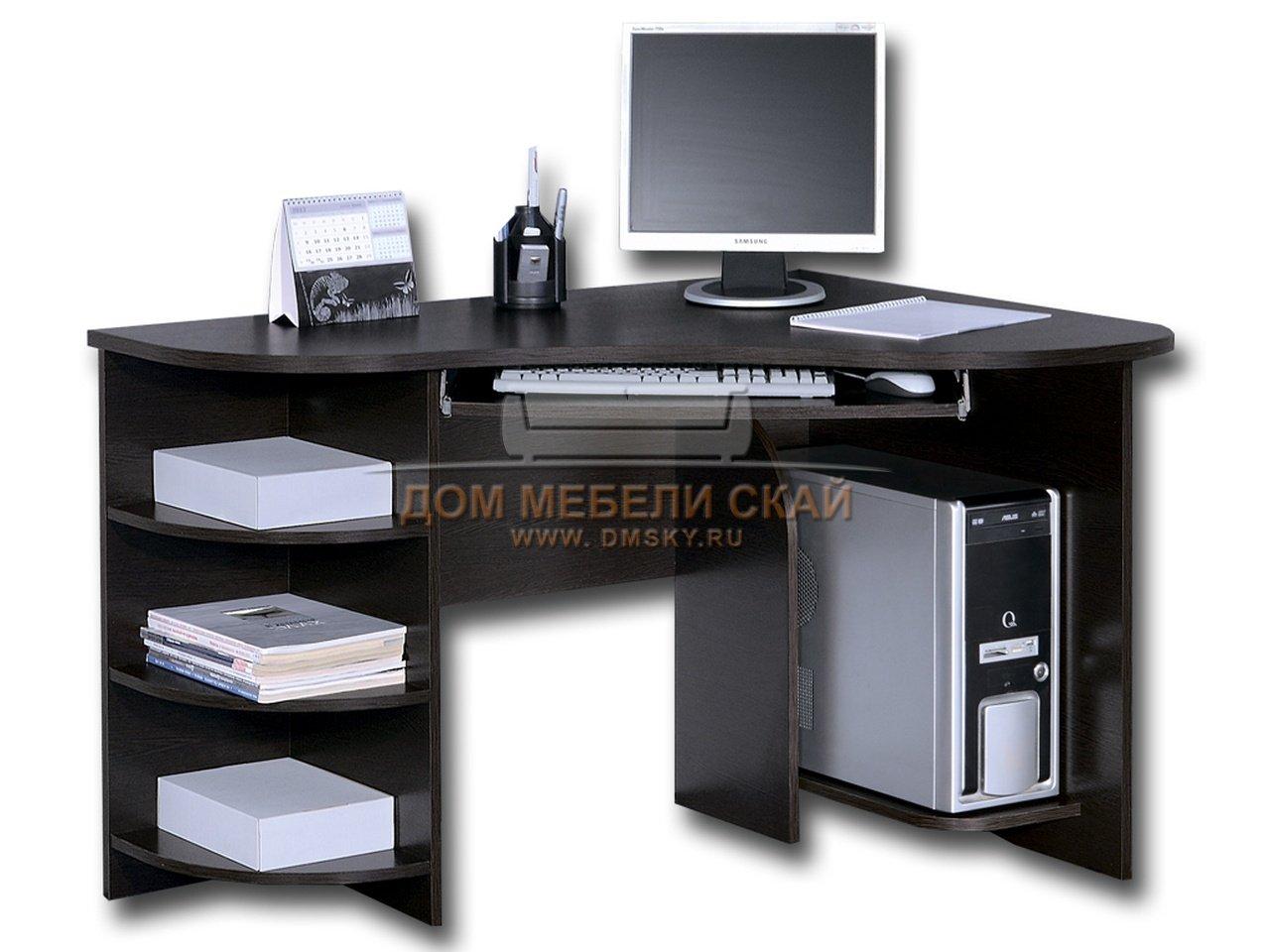 Компьютерный стол угловой   от производителя