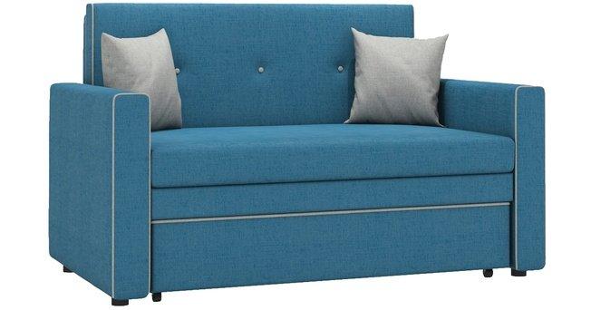 Диван-кровать Найс (120), синий ТД 114 фото