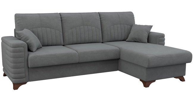 Диван-кровать угловой Джейми, серый ТД 171 фото