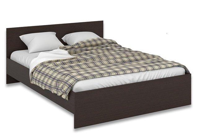 Кровать Лофтум 1600, венге фото