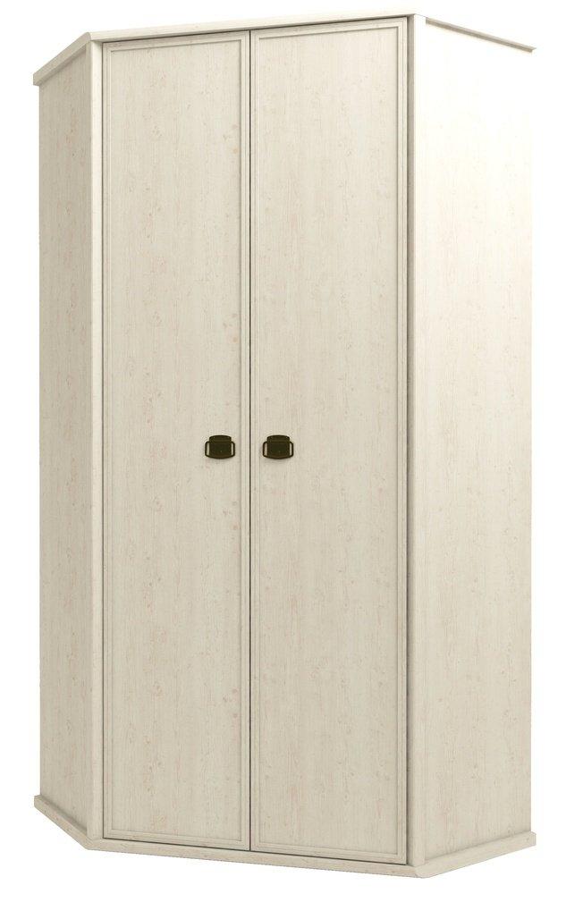 Шкаф угловой 2-дверный Магеллан 2D, сосна винтаж фото