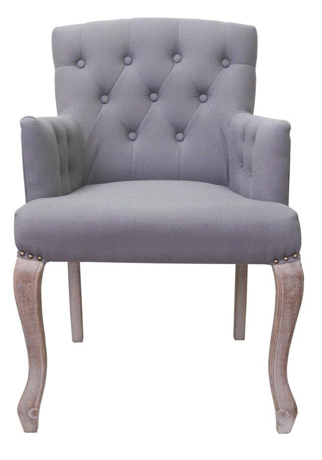 Кресло Deron, grey ver.2 фото