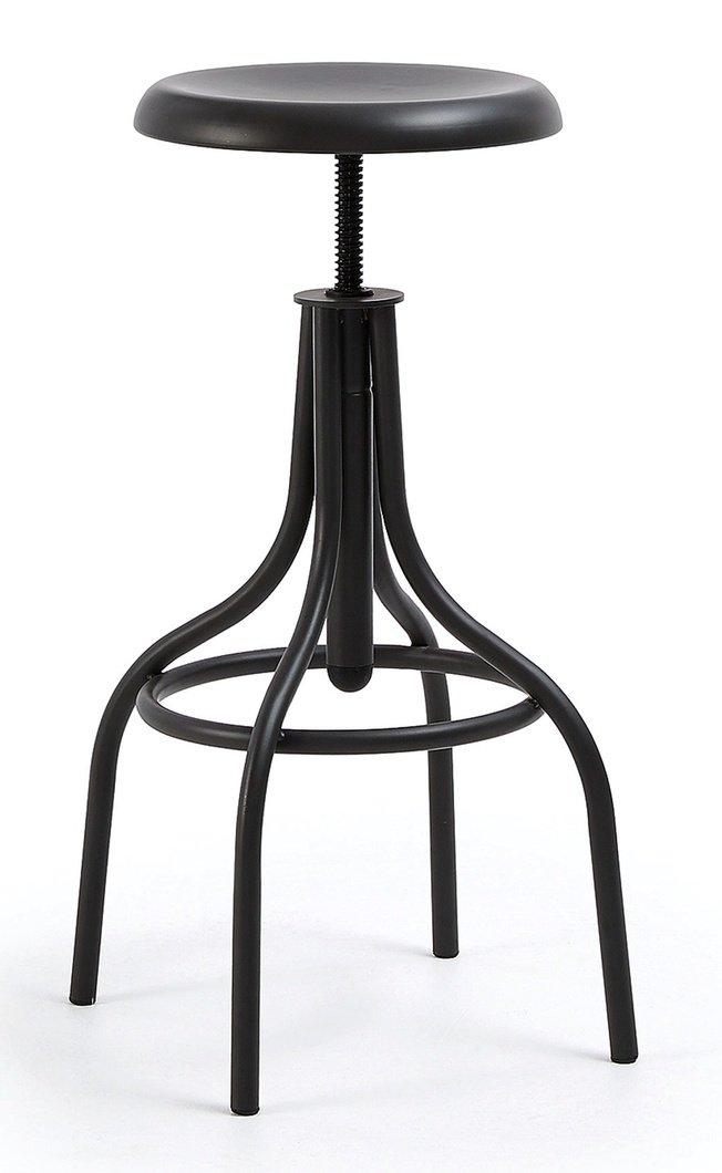 Барный стул Malisa, графит фото