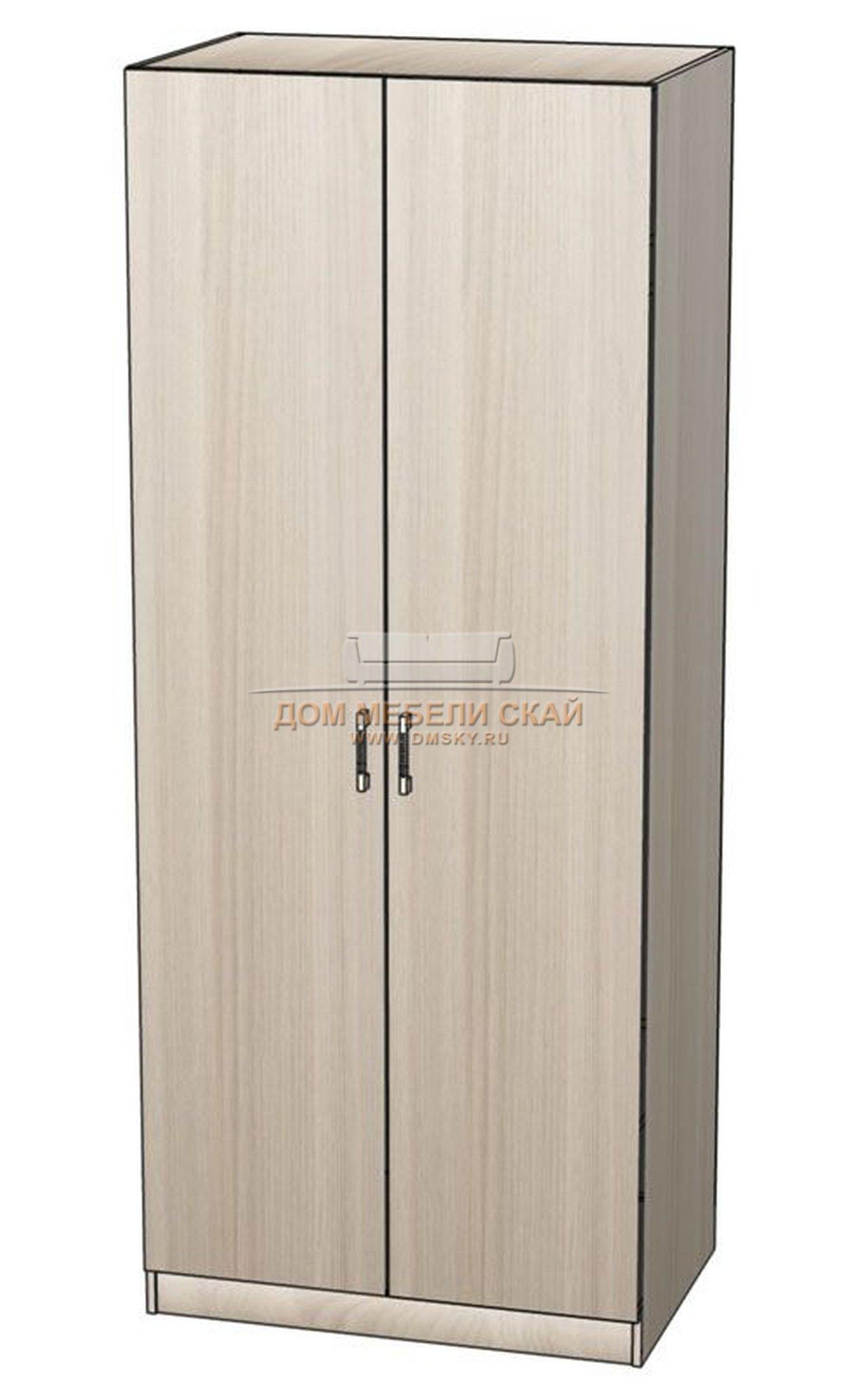 Шкафы двухстворчатые распашные в современном стиле элегия me.