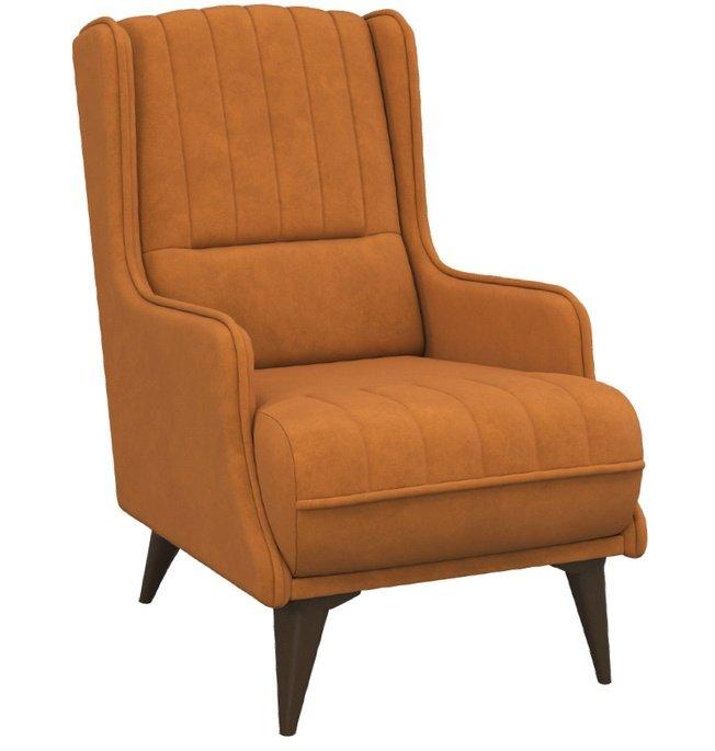 Кресло для отдыха Болеро, шафран ТК 169 фото