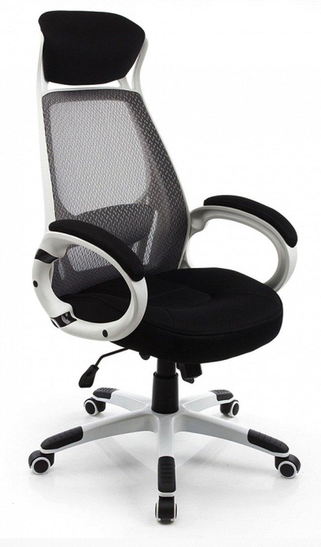 Компьютерное кресло Burgos, белое фото