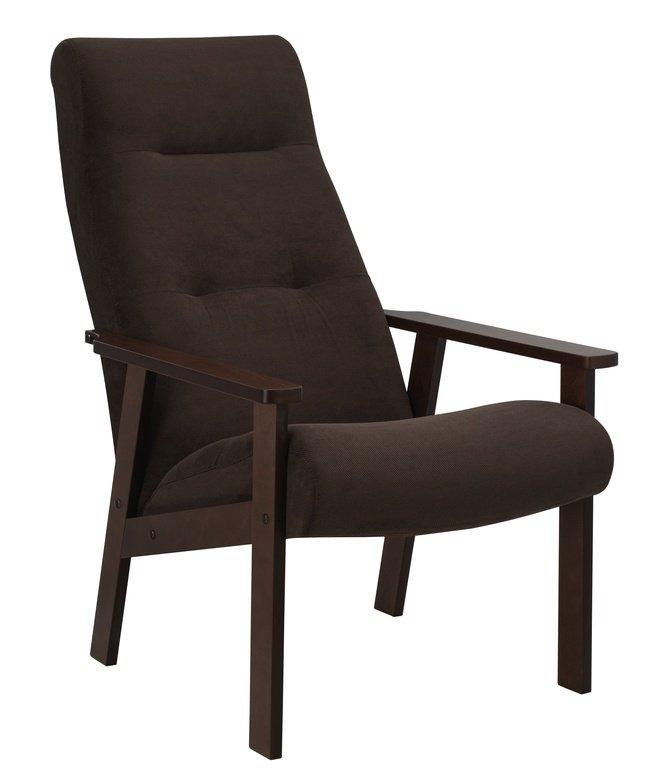 Кресло Leset Retro, орех/Ophelia 15 фото