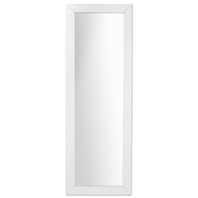 Зеркало настенное Neves, белое фото