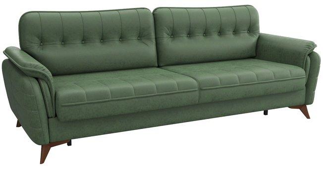 Диван-кровать Дорис, темно-зеленый ТД 163 фото