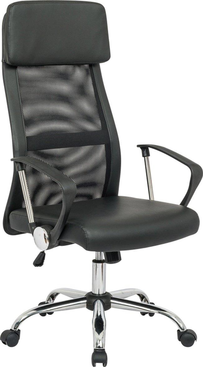Кресло офисное TopChairs Bonus, черное фото