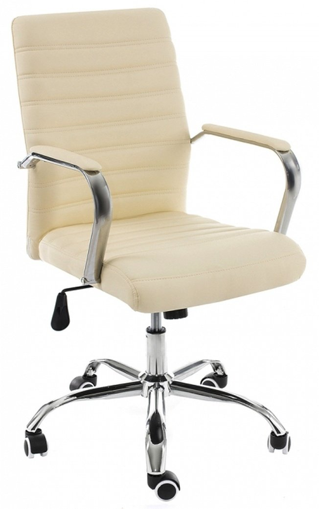 Компьютерное кресло Tongo, бежевое фото