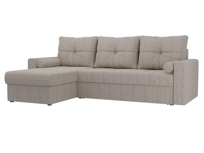 Угловой диван-кровать левый Верона, корфу 02/корфу фото