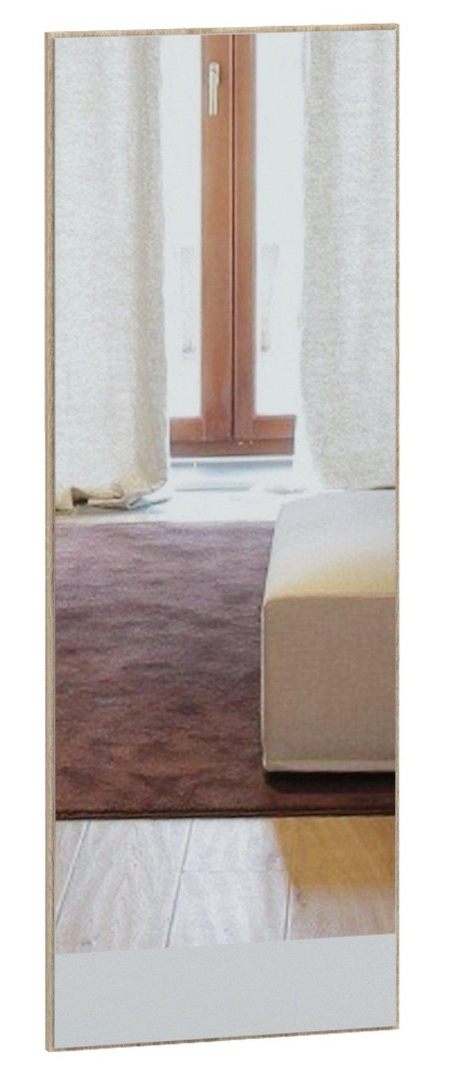 Зеркало настенное универсальное Стелла, дуб сонома фото