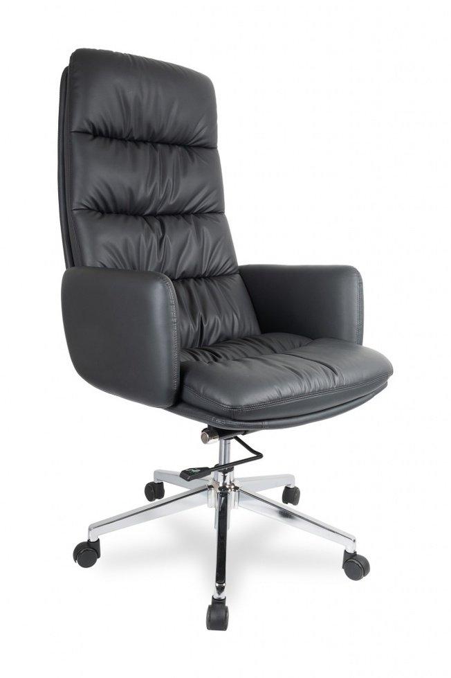 Кресло руководителя College CLG-625 LBN-A, черное фото