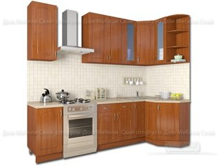 Угловую кухню