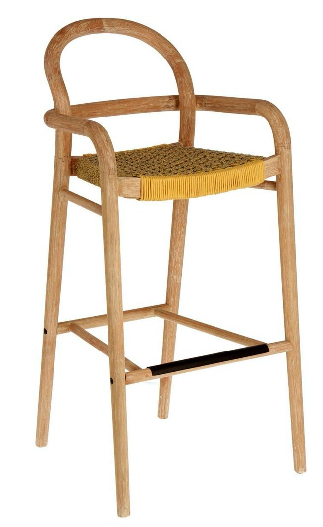 Барный стул Sheryl, карри B108 фото