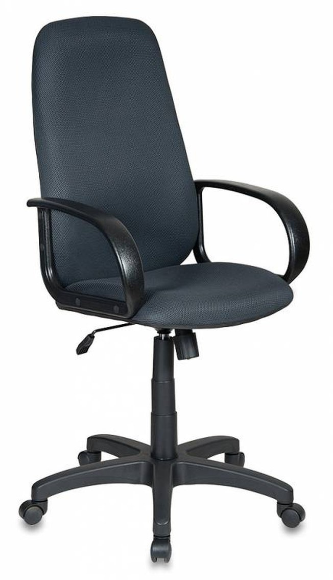 Кресло руководителя CH-808AXSN, темно-серая ткань фото
