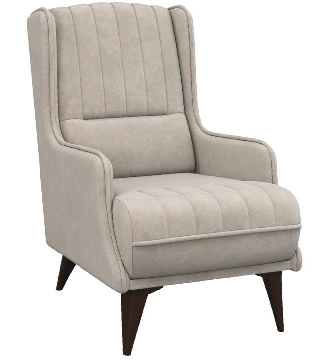 Кресло для отдыха Болеро, светло-бежевое ТК 167 фото