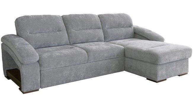 Диван-кровать угловой Рокси 1, серый 40431 фото