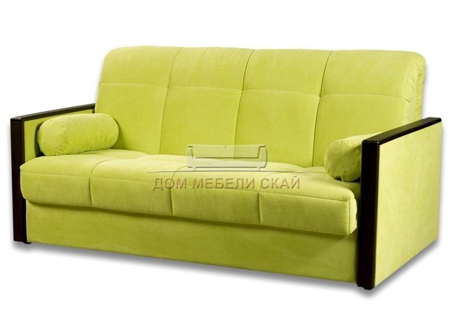 Диван-кровать Сантос 1600, салатовый - купить за 26590 руб. в Москве (арт. B00017541) | Дом мебели Скай