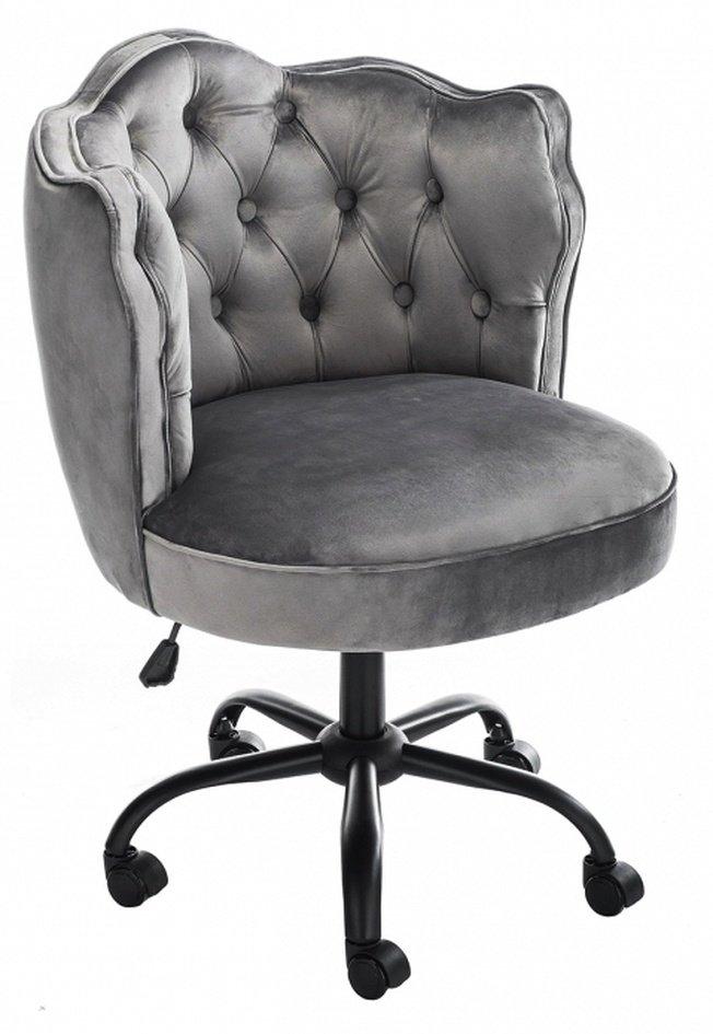Компьютерное кресло Helen, серое фото