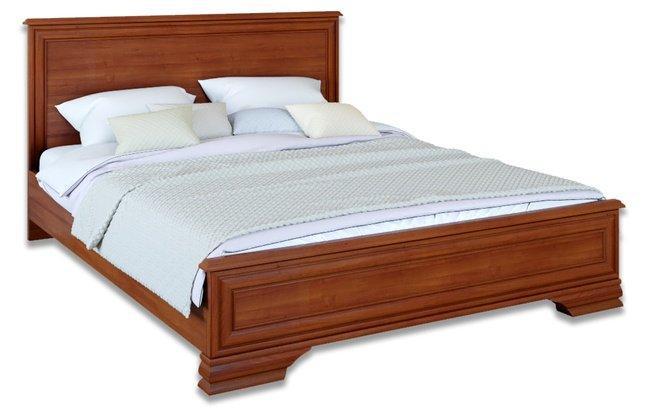 Кровать 1600 Кентаки LOZ/160, каштан фото