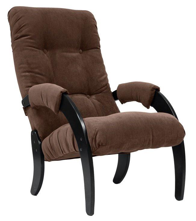Кресло для отдыха Модель 61, Verona Brown фото