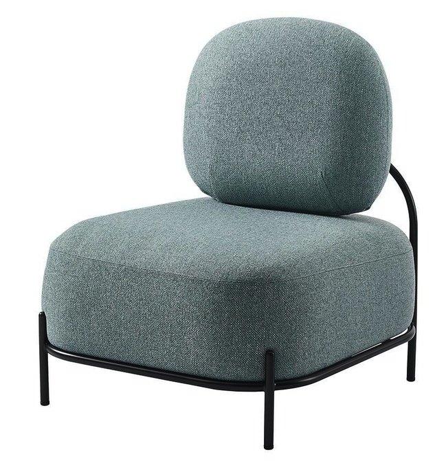 Кресло SOFA-06-01, светло-зеленое фото
