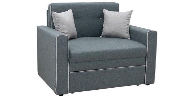 Кресло-кровать Найс (85), темно-серый ТД 172 фото