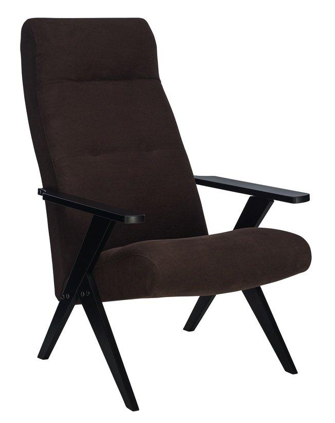 Кресло Leset Tinto релакс, венге/Ophelia 15 фото