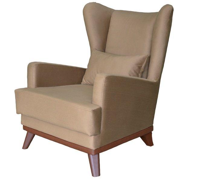 Кресло для отдыха Оскар, медово-коричневое ТК 312 фото