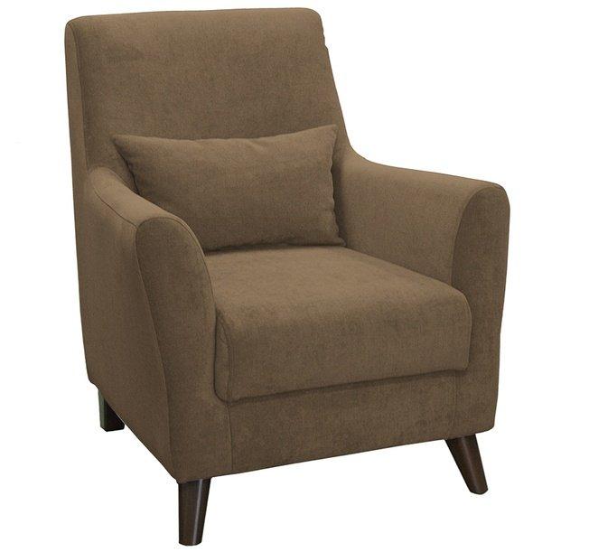 Кресло для отдыха Либерти, медово-коричневое ТК 223 фото
