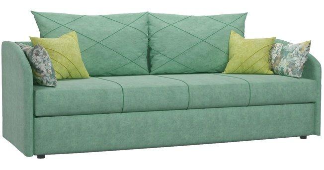 Диван-кровать Лавли, мятный ТД 135 фото