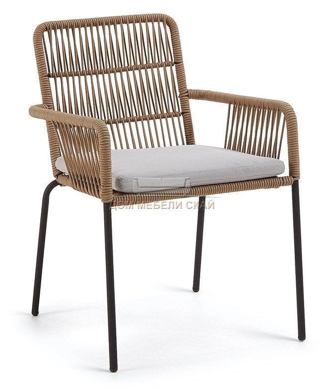 Стул-кресло Camt, бежевое - купить за 27990 руб. в Москве (арт. B10015711)   Дом мебели Скай