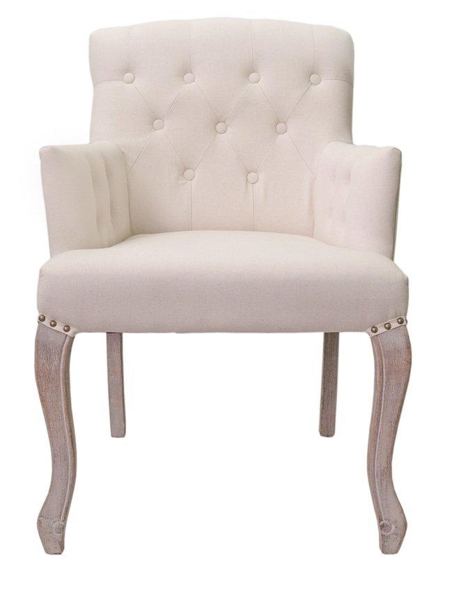 Кресло Deron, beige ver.2 фото