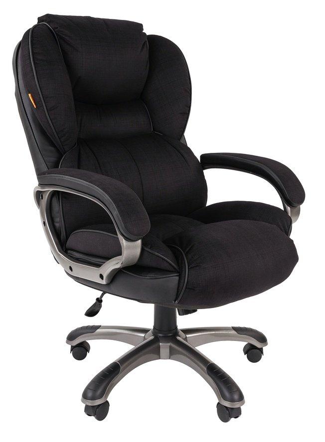 Офисное кресло Chairman 434 R, 008 черный фото