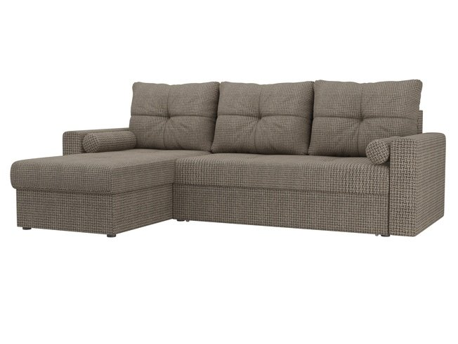 Угловой диван-кровать левый Верона, корфу 03/корфу фото