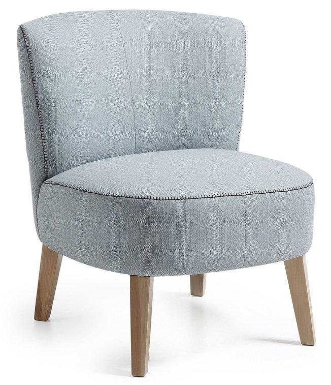 Кресло Jim, серое C756J14 фото