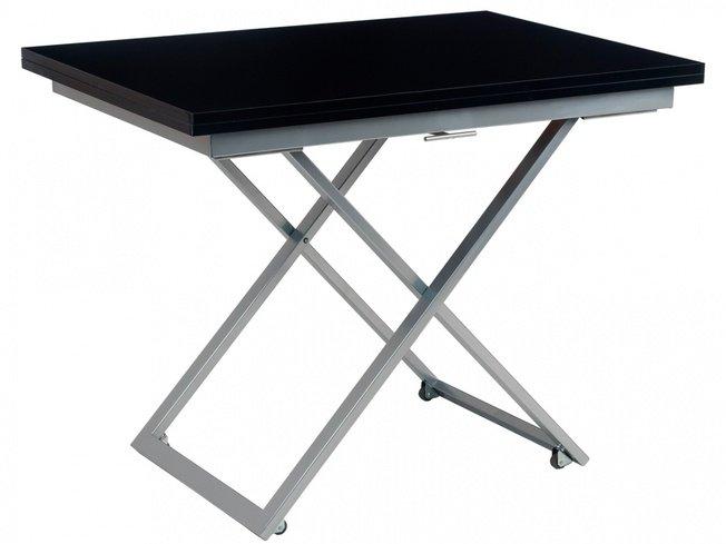 Стол-трансформер Compact, GW черный глянец фото