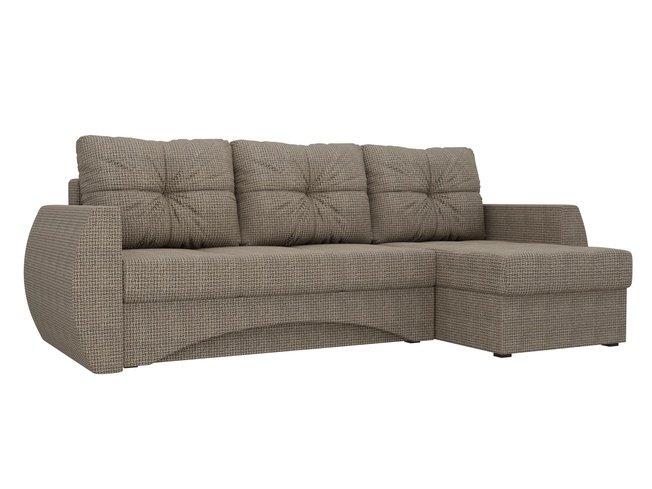 Угловой диван-кровать правый Сатурн, корфу 03/корфу фото