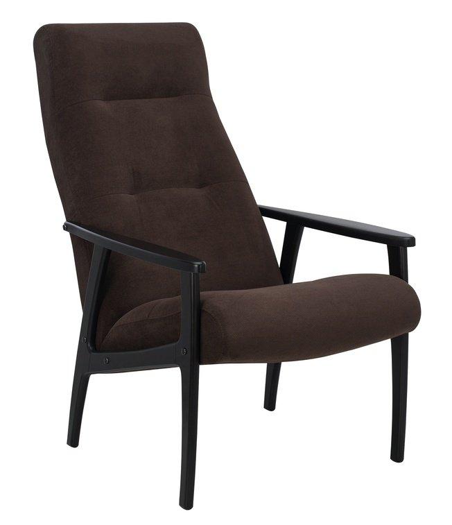 Кресло Leset Remix, венге/Ophelia 15 фото