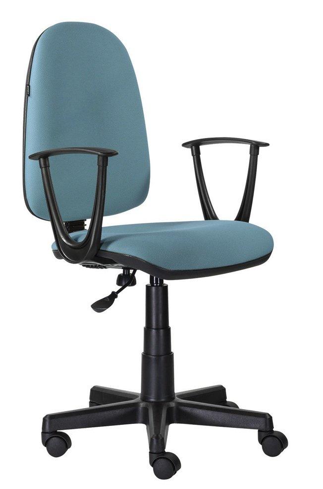 Кресло Brabix Prestige Start MG-312, ткань/бирюзовое фото