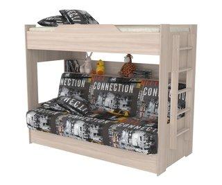 Двухъярусная Кровать С Диваном Боровичи